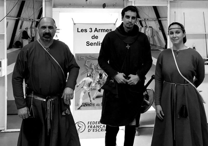 ARTS MARTIAUX HISTORIQUES EUROPEENS